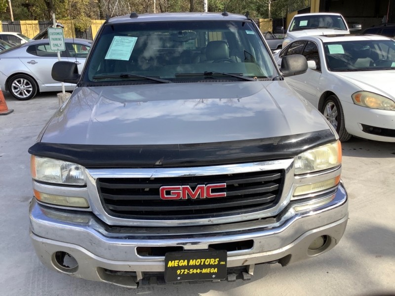 GMC NEW SIERRA 2005 price $1,525