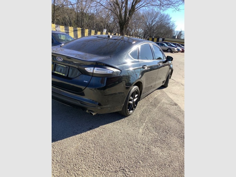 FORD FUSION 2014 price $1,525