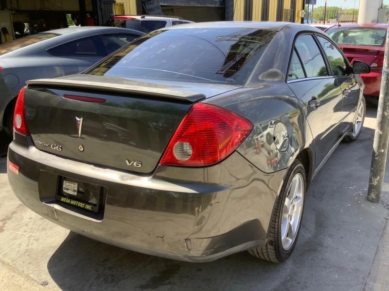 PONTIAC G6 2007 price $800