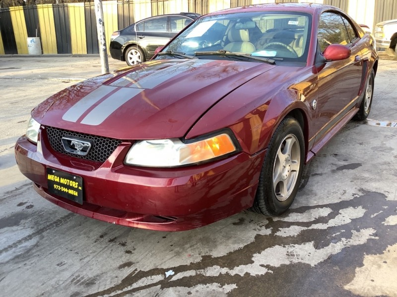 FORD MUSTANG 2004 price $1,025