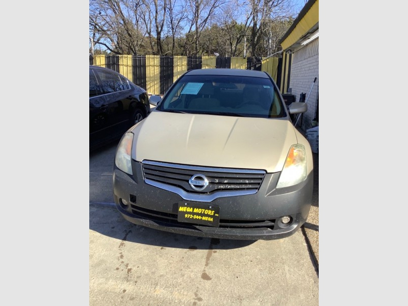 NISSAN ALTIMA 2009 price $1,025