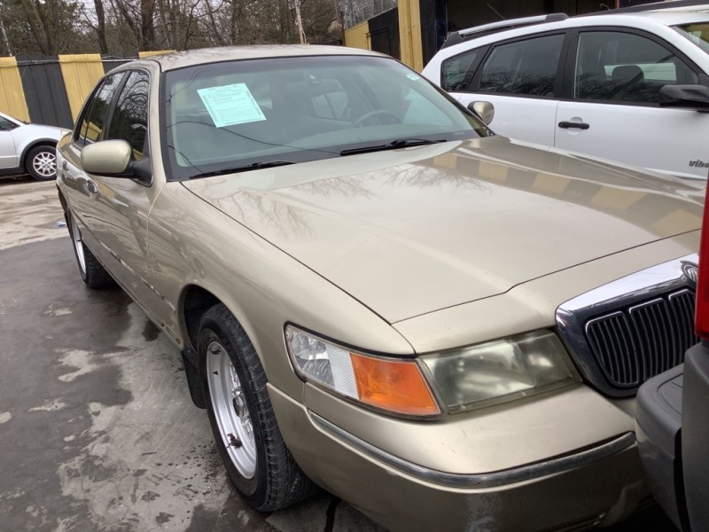 MERCURY GRAND MARQUIS 1999 price $825