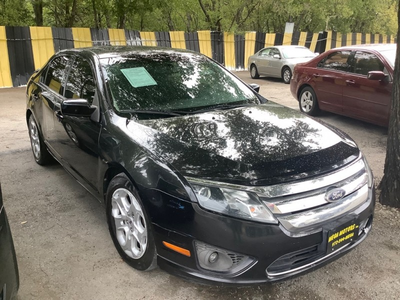 FORD FUSION 2010 price $1,200 Down