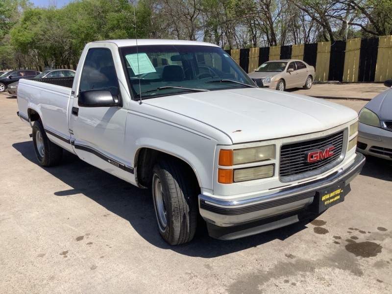 GMC SIERRA 1997 price $825