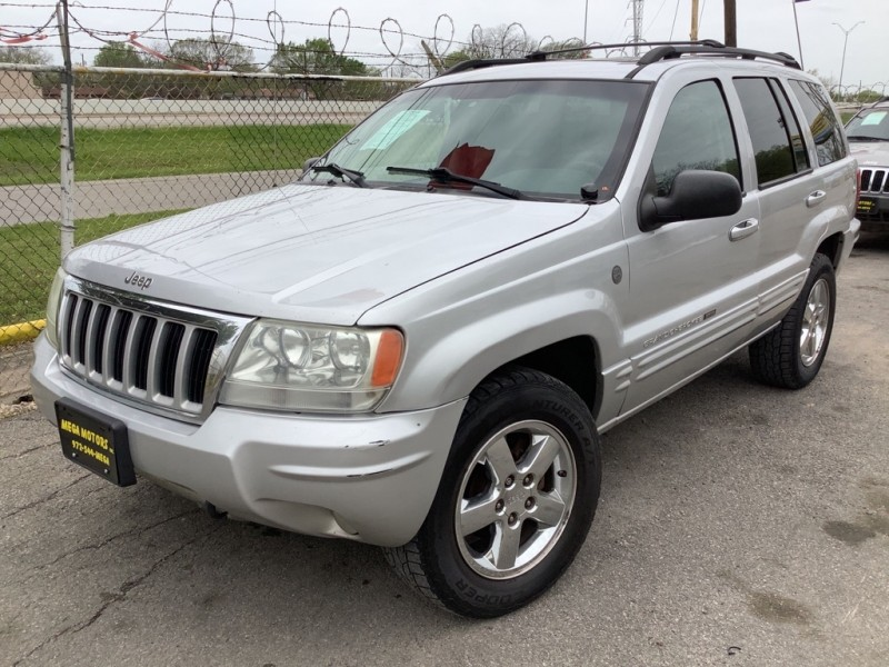 JEEP GRAND CHEROKEE 2004 price $1,225