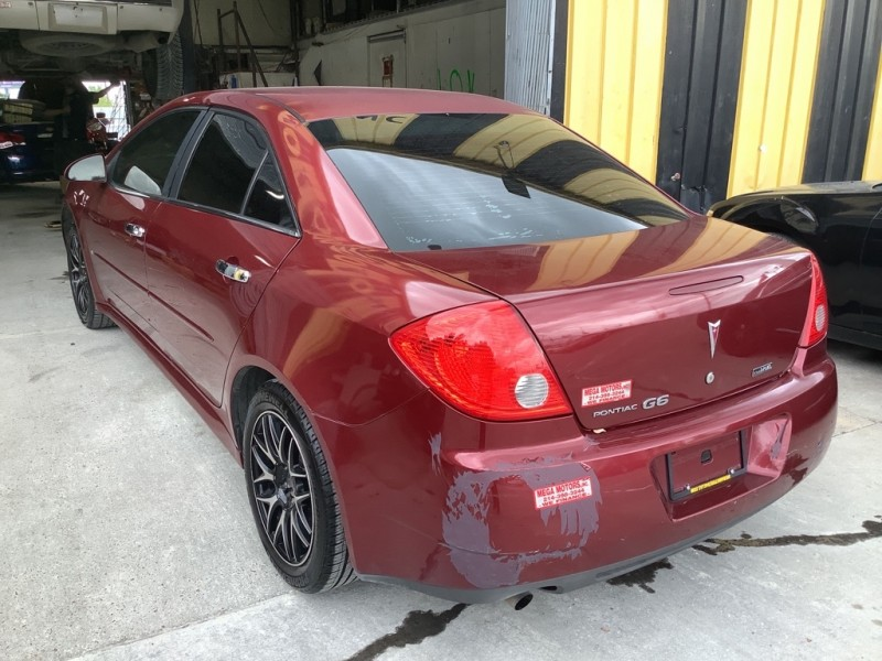 PONTIAC G6 2010 price $900 Down