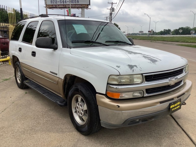CHEVROLET TAHOE 2000 price $1,000