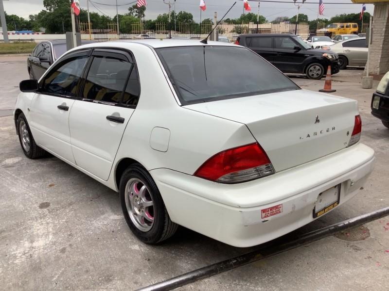 MITSUBISHI LANCER 2003 price $700