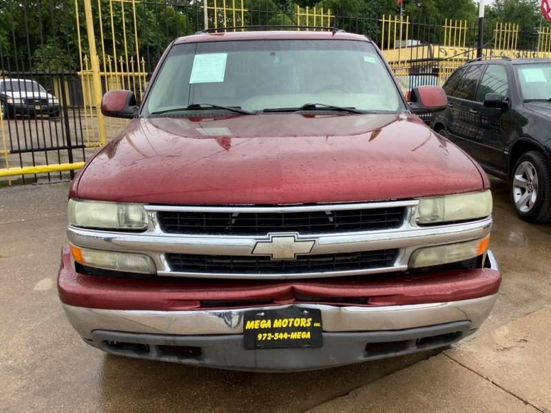 CHEVROLET TAHOE 2002 price $1,500