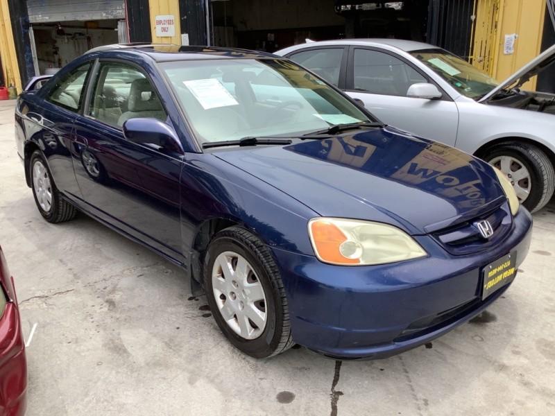 HONDA CIVIC 2002 price $900