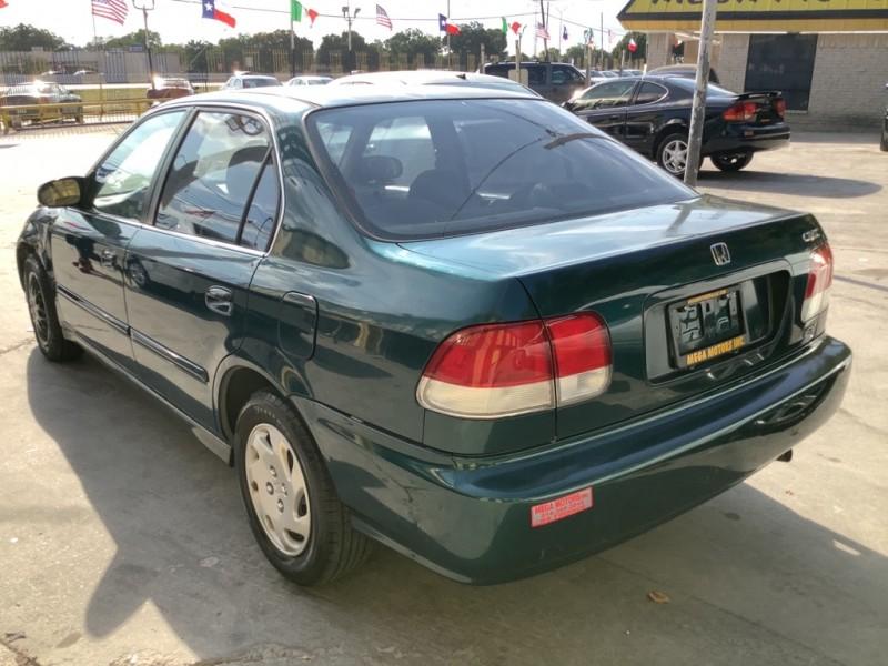 HONDA CIVIC 1996 price $600 Down