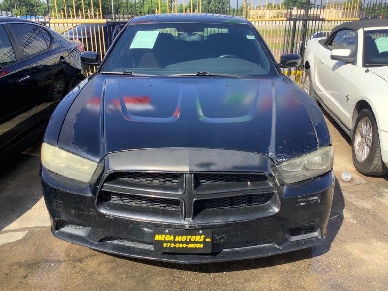 DODGE CHARGER 2012 price $2,500 Down