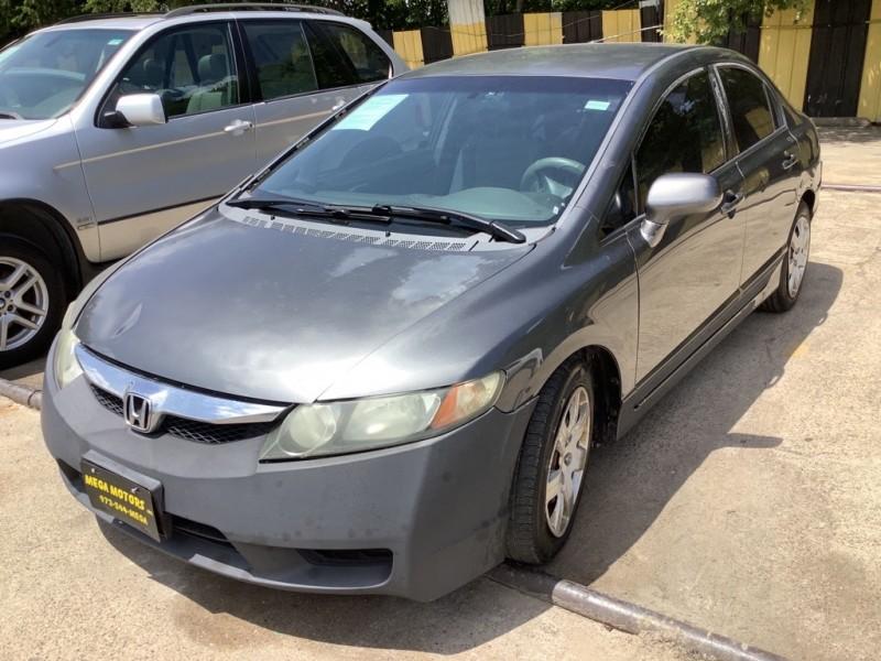 HONDA CIVIC 2009 price $1,000