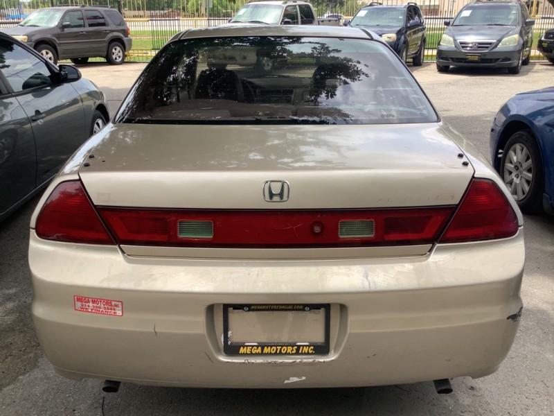 HONDA ACCORD 2002 price $500