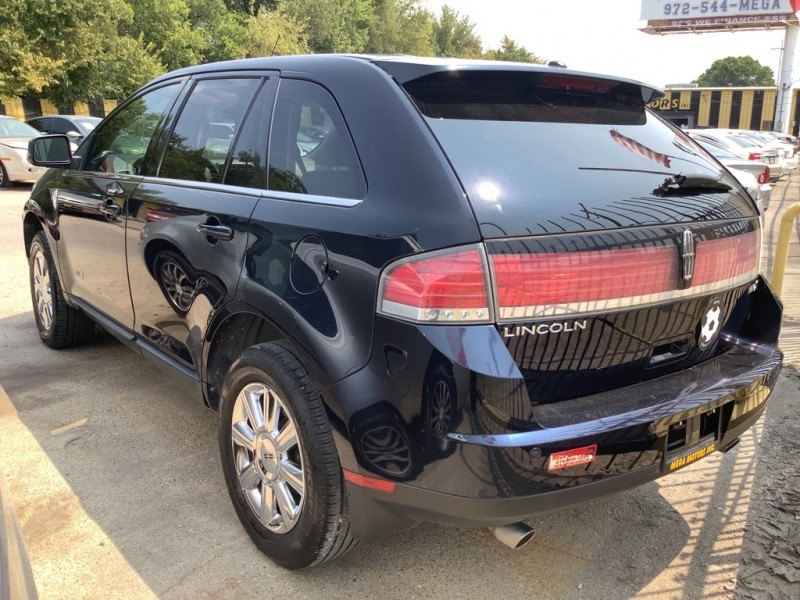 LINCOLN MKX 2008 price $2,000 Down