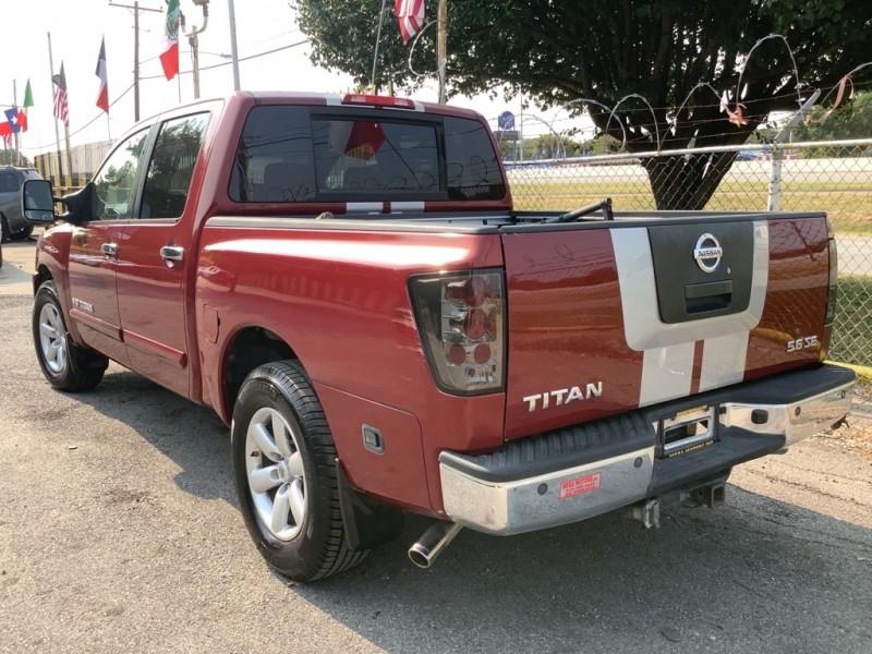 NISSAN TITAN 2007 price $2,200 Down