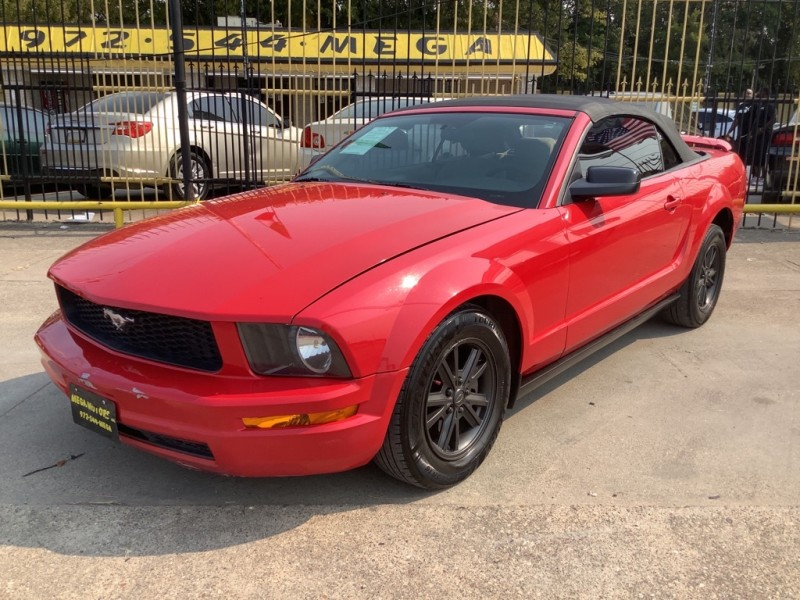 FORD MUSTANG 2007 price $2,000 Down
