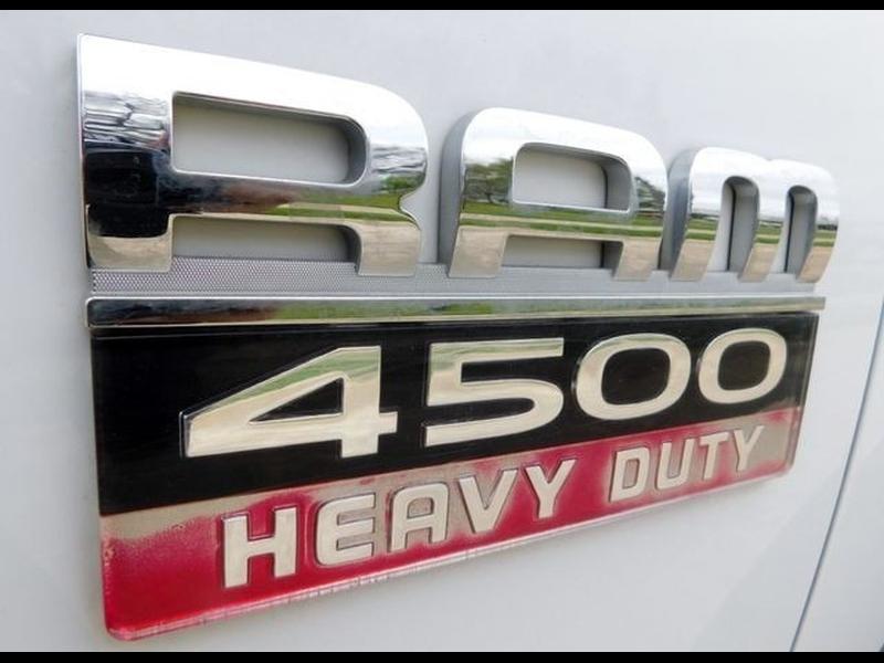 RAM 4500 2011 price $31,500