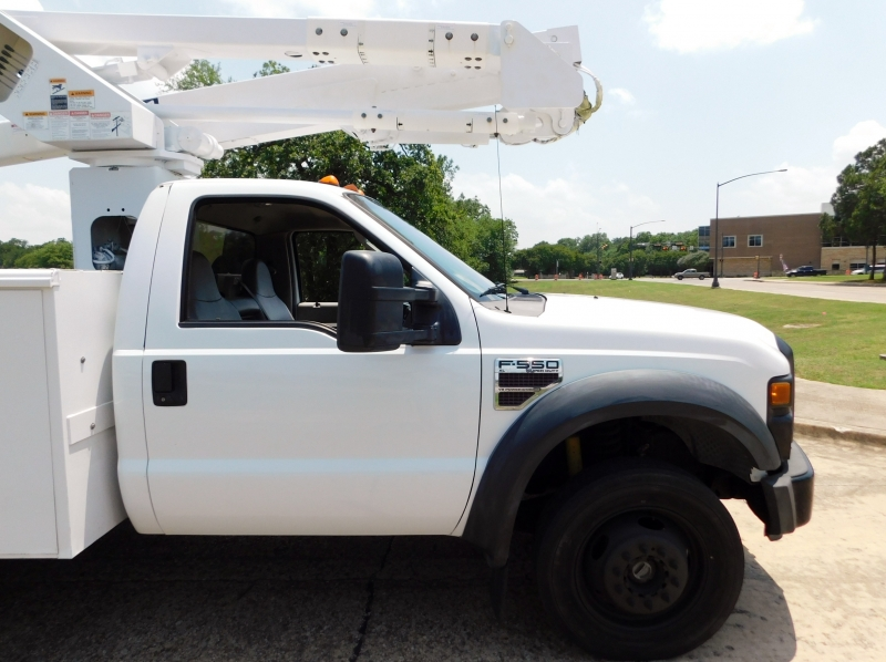 Ford Super Duty F-550 DRW 2008 price $34,500