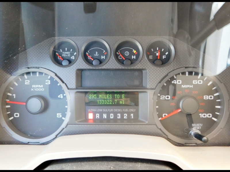 Ford Super Duty F-550 DRW 2009 price $42,500