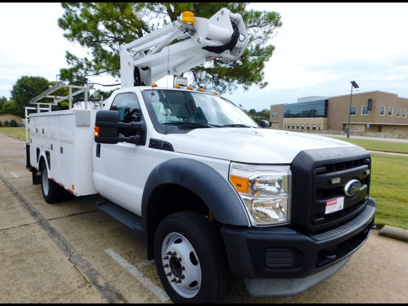 Ford Super Duty F-550 DRW 2012 price $41,500