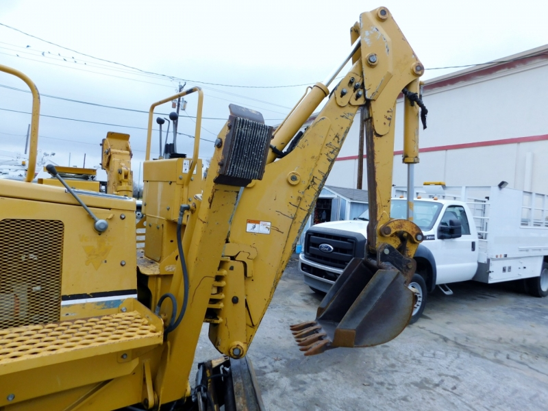 VERMEER V120- TRENCHER/BACKHOE 2005 price $45,900
