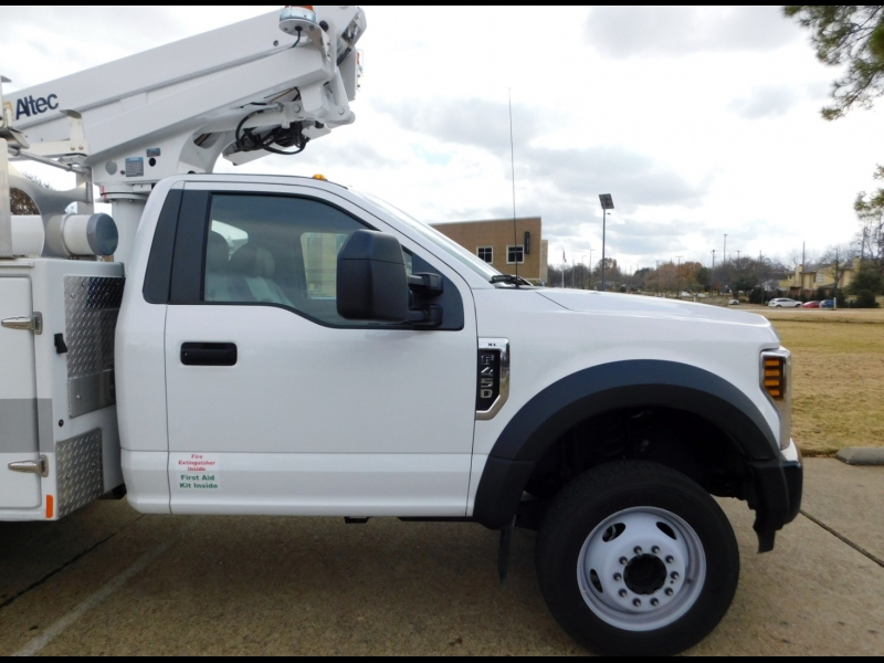 Ford Super Duty F-450 DRW 2019 price $87,750