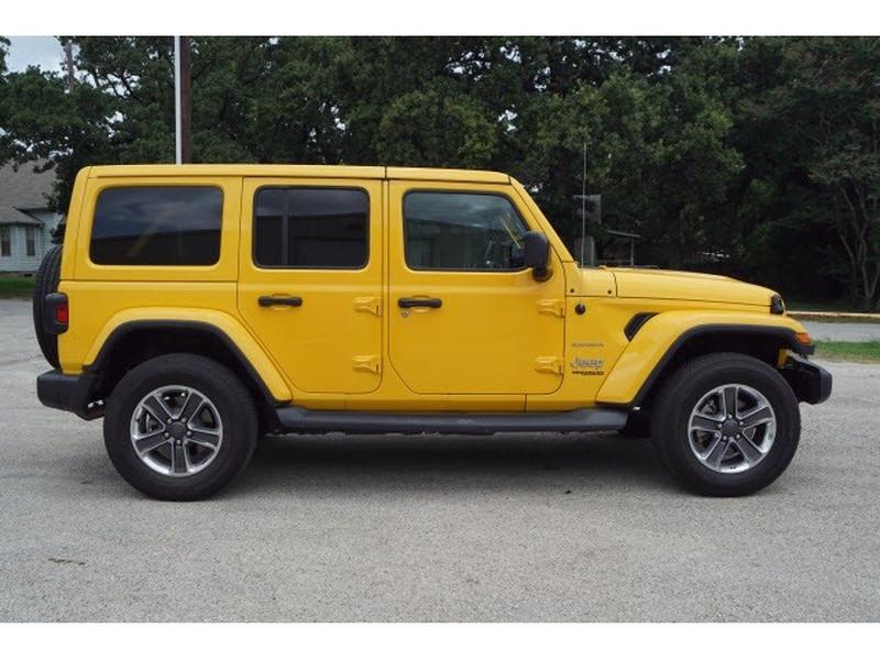 Jeep Wrangler 2019 price $45,612