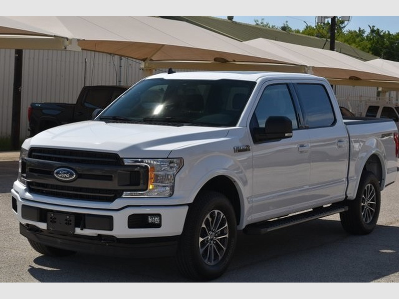 Ford F-150 2020 price $46,153