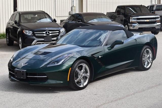 Chevrolet Corvette Stingray 2014 price $46,662