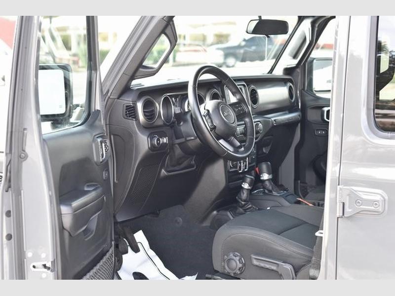 Jeep Wrangler 2020 price $38,460