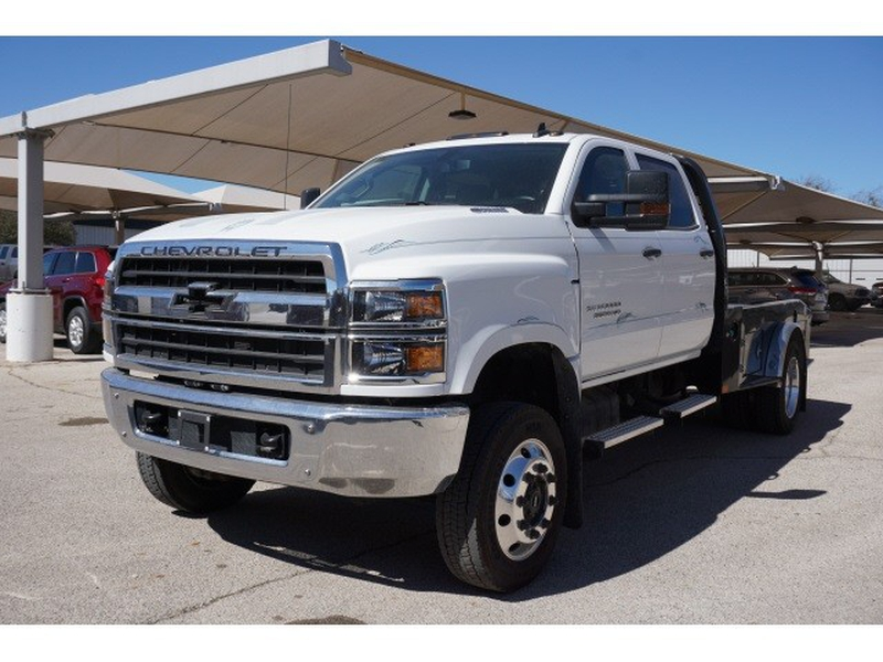 Chevrolet Silverado 5500HD 2019 price $62,935