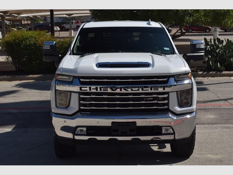 Chevrolet Silverado 2500HD 2020 price $63,763