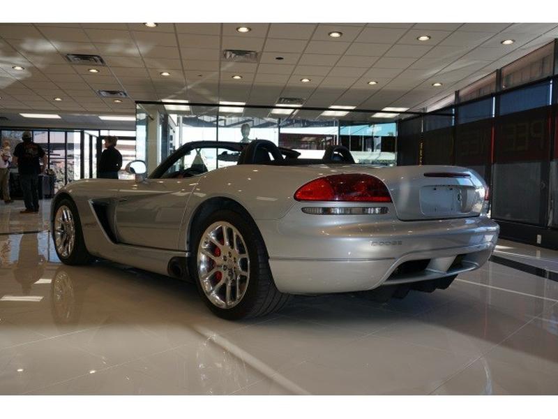 Dodge Viper 2004 price $42,887