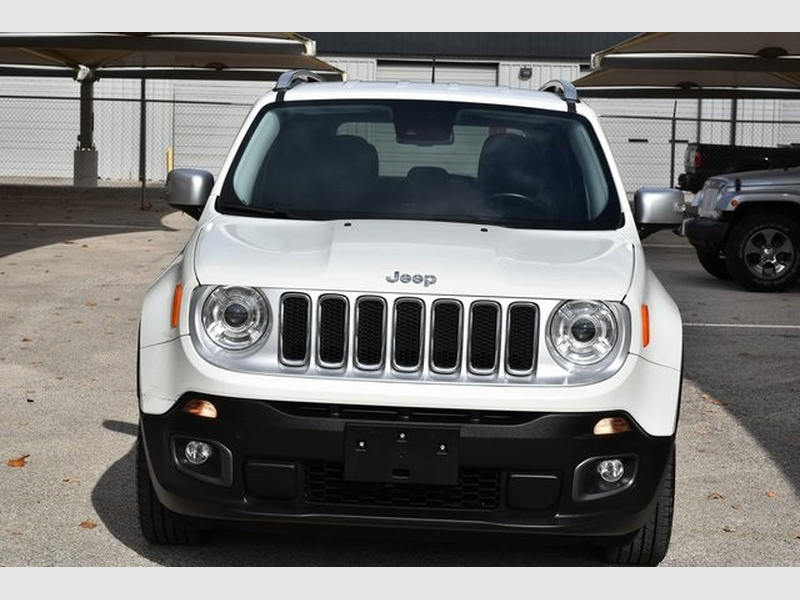 Jeep Renegade 2017 price $17,673