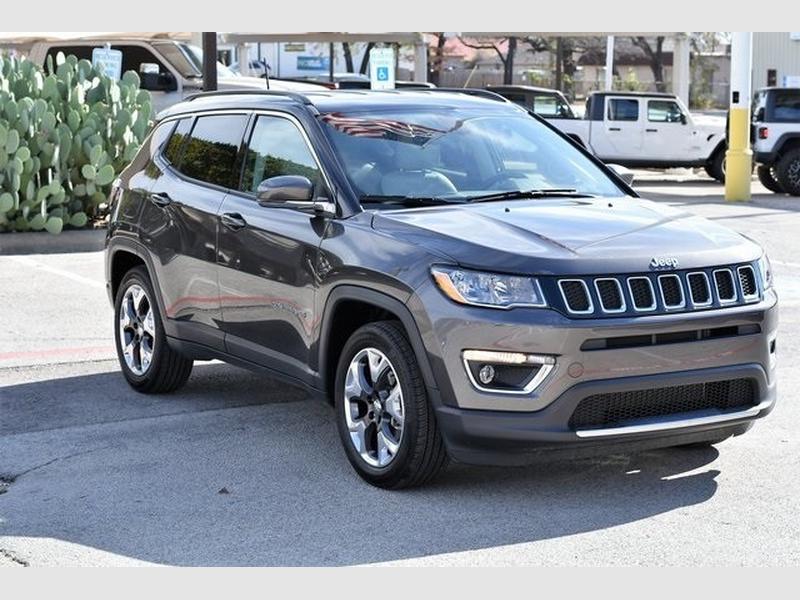 Jeep Compass 2020 price $21,802