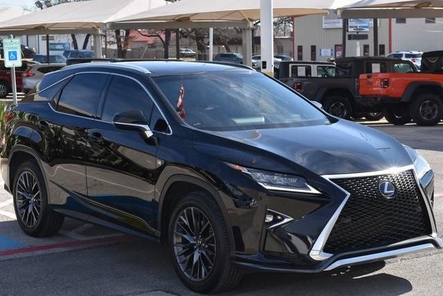 Lexus RX 2016 price $30,162