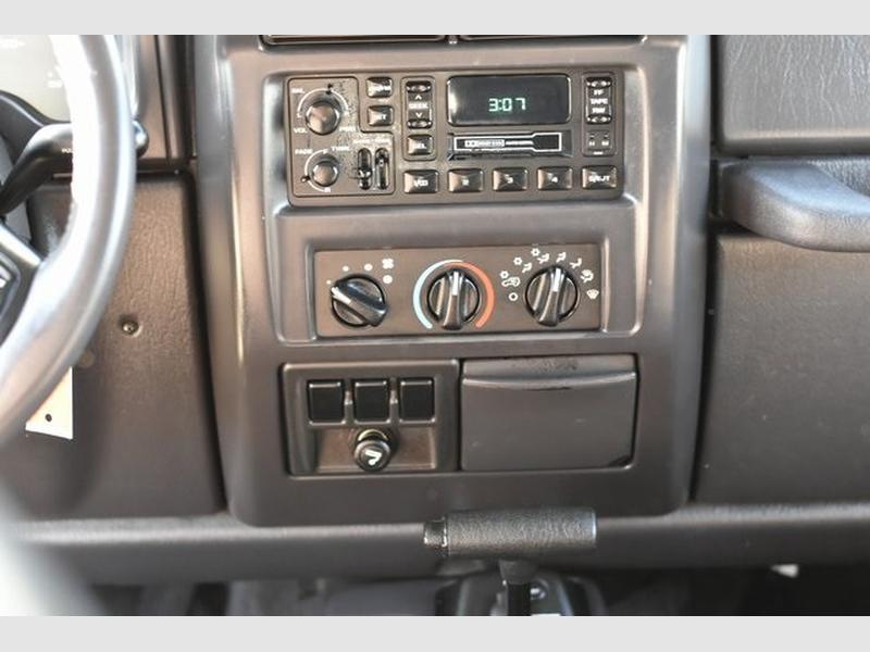 Jeep Wrangler 2000 price $6,000