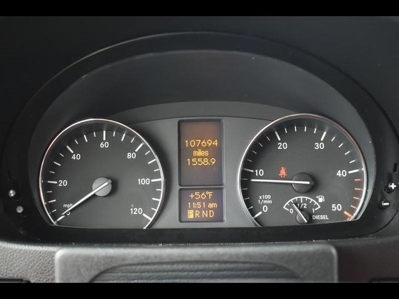 Mercedes-Benz Sprinter 2500 2016 price $24,500