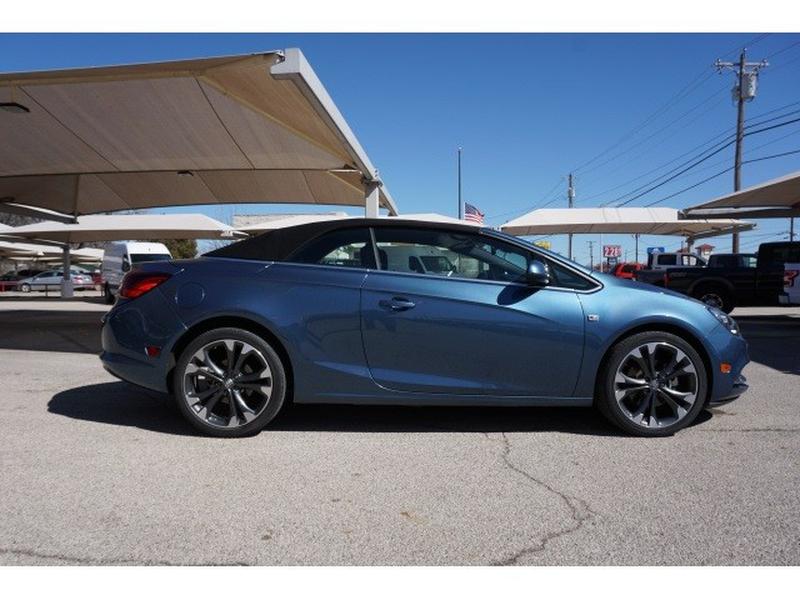 Buick Cascada 2016 price $18,216