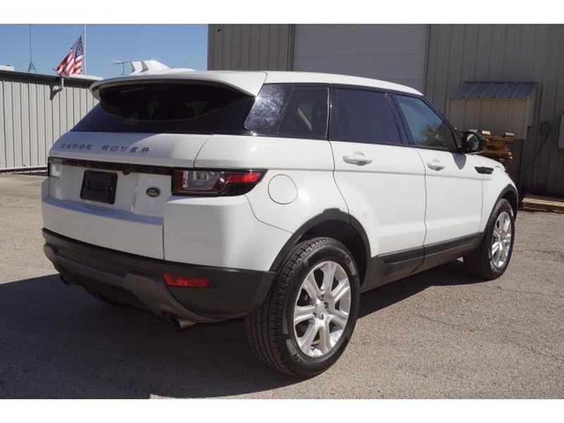 Land Rover Range Rover Evoque 2018 price $27,991