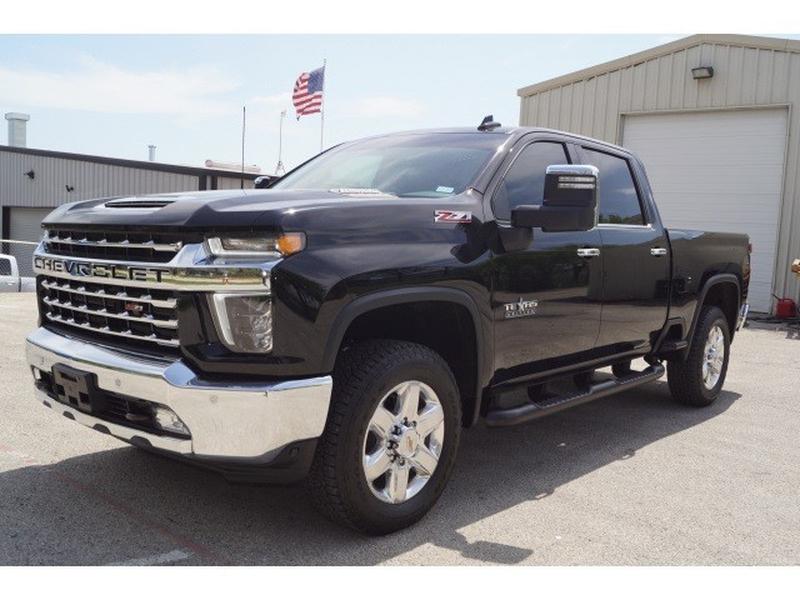 Chevrolet Silverado 2500HD 2021 price $72,400