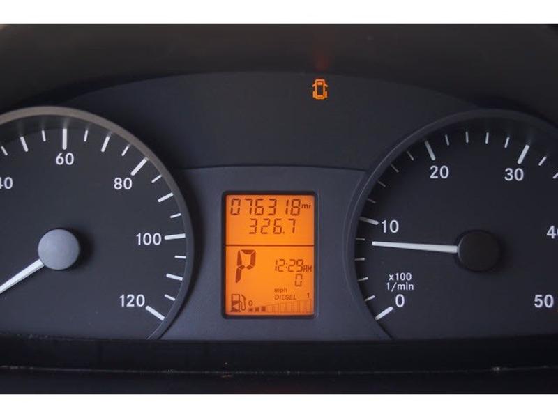 Mercedes-Benz Sprinter 2500 2016 price $30,724