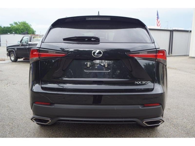 Lexus NX 2021 price $36,245