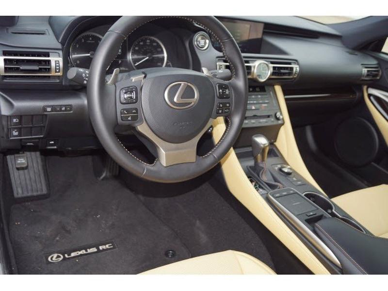 Lexus RC 2020 price $43,194