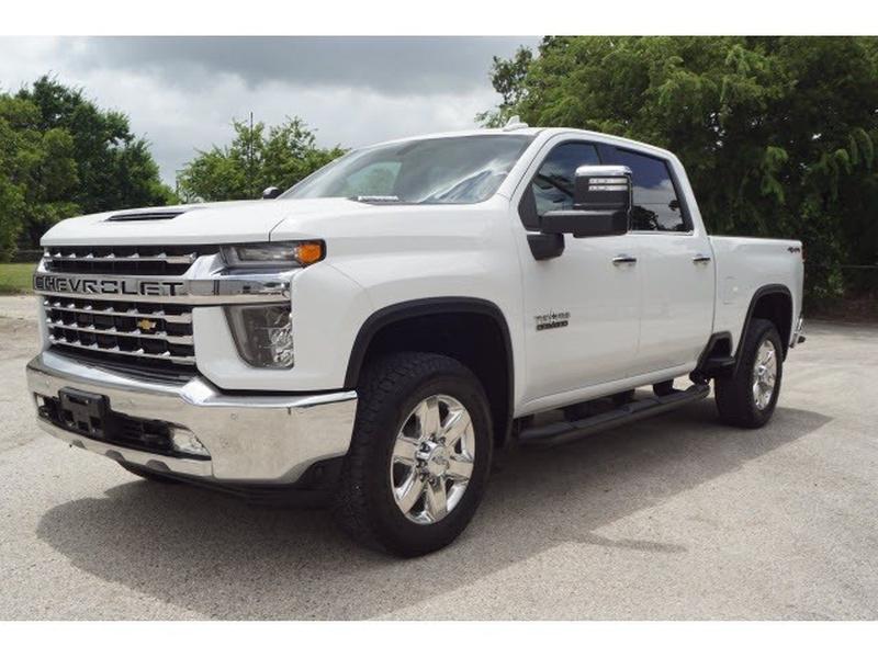 Chevrolet Silverado 2500HD 2020 price $67,799