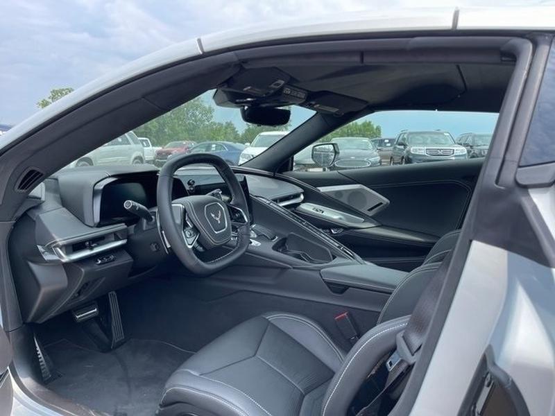 Chevrolet Corvette 2021 price $126,500