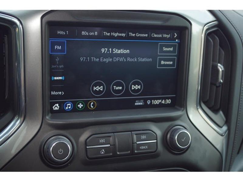 Chevrolet Silverado 1500 2021 price $58,499