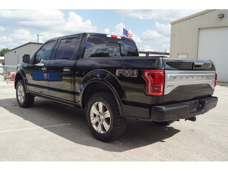 Ford F-150 2017 price $43,975