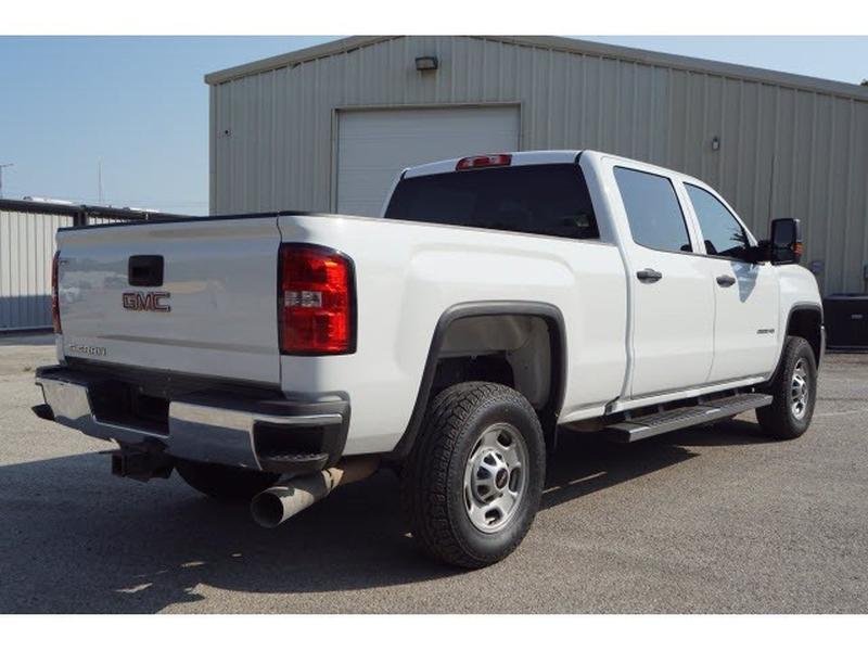 GMC Sierra 2500HD 2019 price $46,695